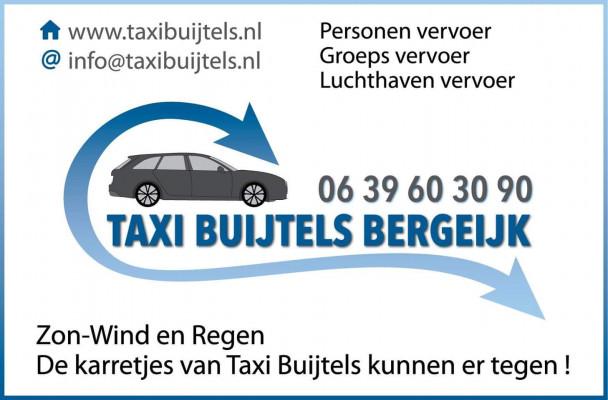 Voordelige Taxibus Nederland